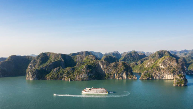 Best Lan Ha Bay Cruise Vietnam