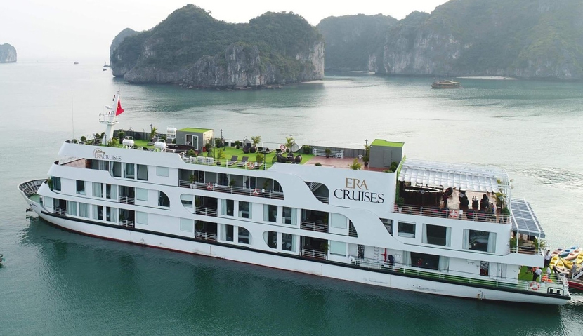 Era Cruises Lan Ha Bay 2 Days 1 Night