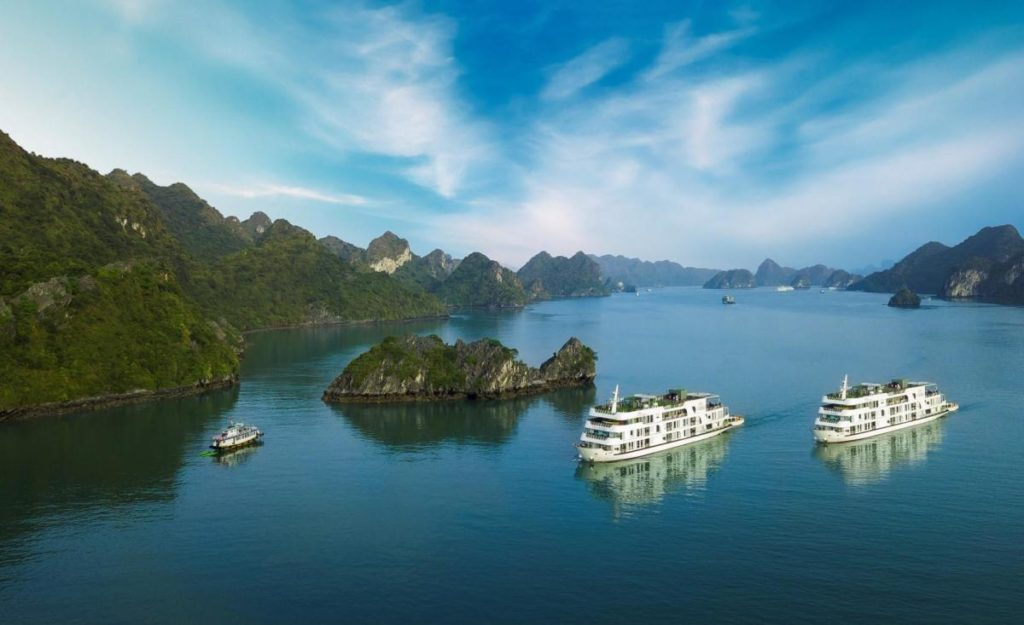 Era Cruises Lan Ha Bay 3 Days 2 Nights