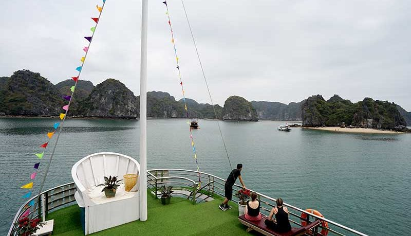 Cat Ba Sisters Cruise Lan Ha Bay