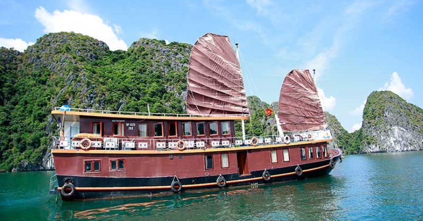 Cat Ba Sisters Cruise Lan Ha Bay