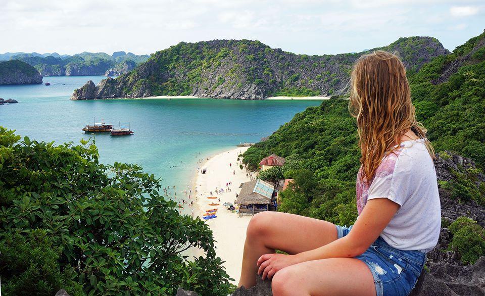 Monkey Island in Lan Ha Bay