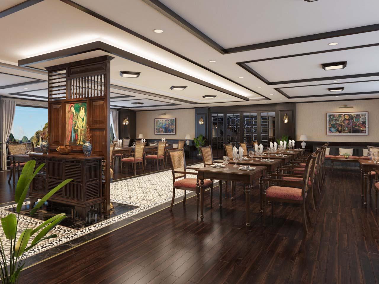 Heritage Cruise Lan Ha Bay Vietnam