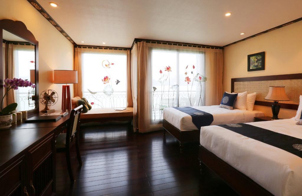 Indochine Cruise Lan Ha Bay 2 Days 1 Night