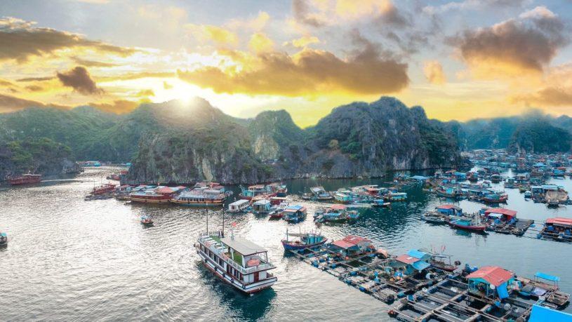 Lan Ha Bay Weather