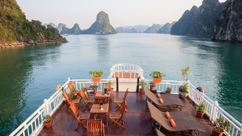 Lan Ha Bay Cruise Tour