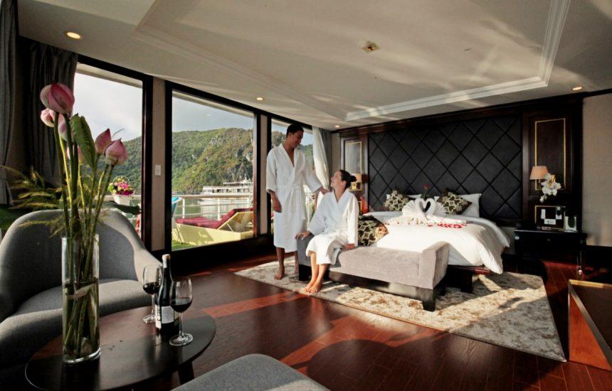 La Pinta Cruise Lan Ha Bay 3 Days 2 Nights