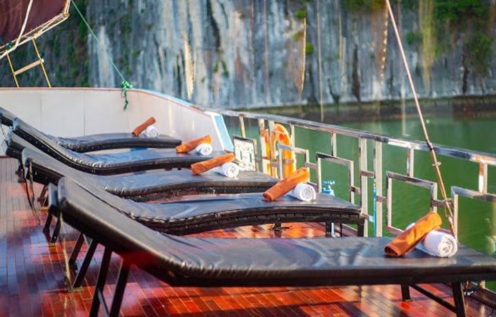 Cat Ba Ocean Cruise Lan Ha Bay