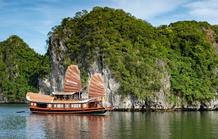 Cat Ba Ocean Cruise Lan Ha Bay