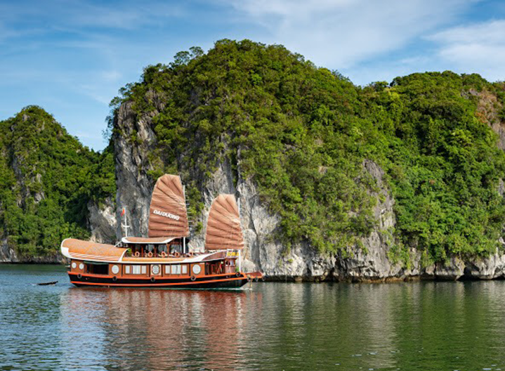 Cat Ba Ocean Cruise Lan Ha Bay 3 Days 2 Night