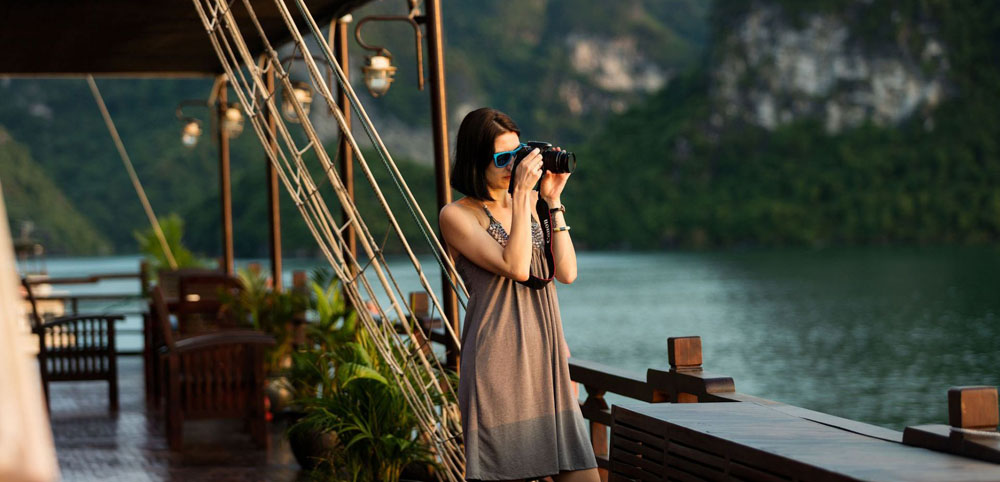 Orchid Cruise Lan Ha Bay 2 Days 1 Night