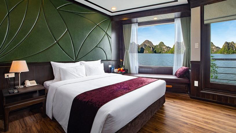 Peony Cruise Lan Ha Bay