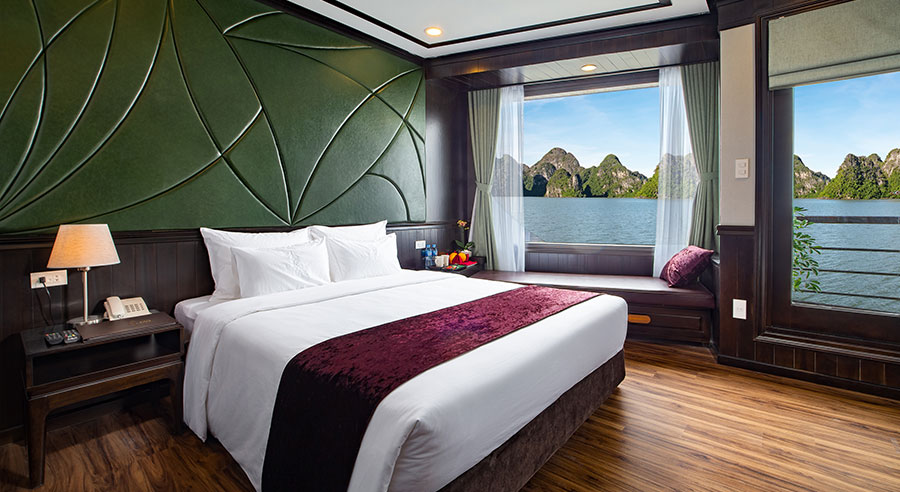 Peony Cruises Lan Ha Bay 3 Days 2 Nights