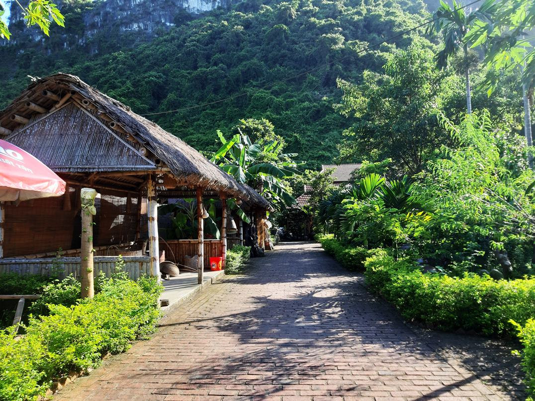 Viet Hai Village in Cat Ba Island