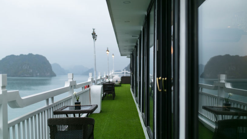 OGallery Lotus Cruise Lan Ha Bay