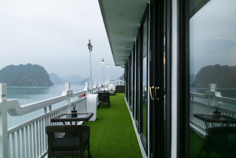 O'Gallery Lotus Cruise Lan Ha Bay 3 Days 2 Nights