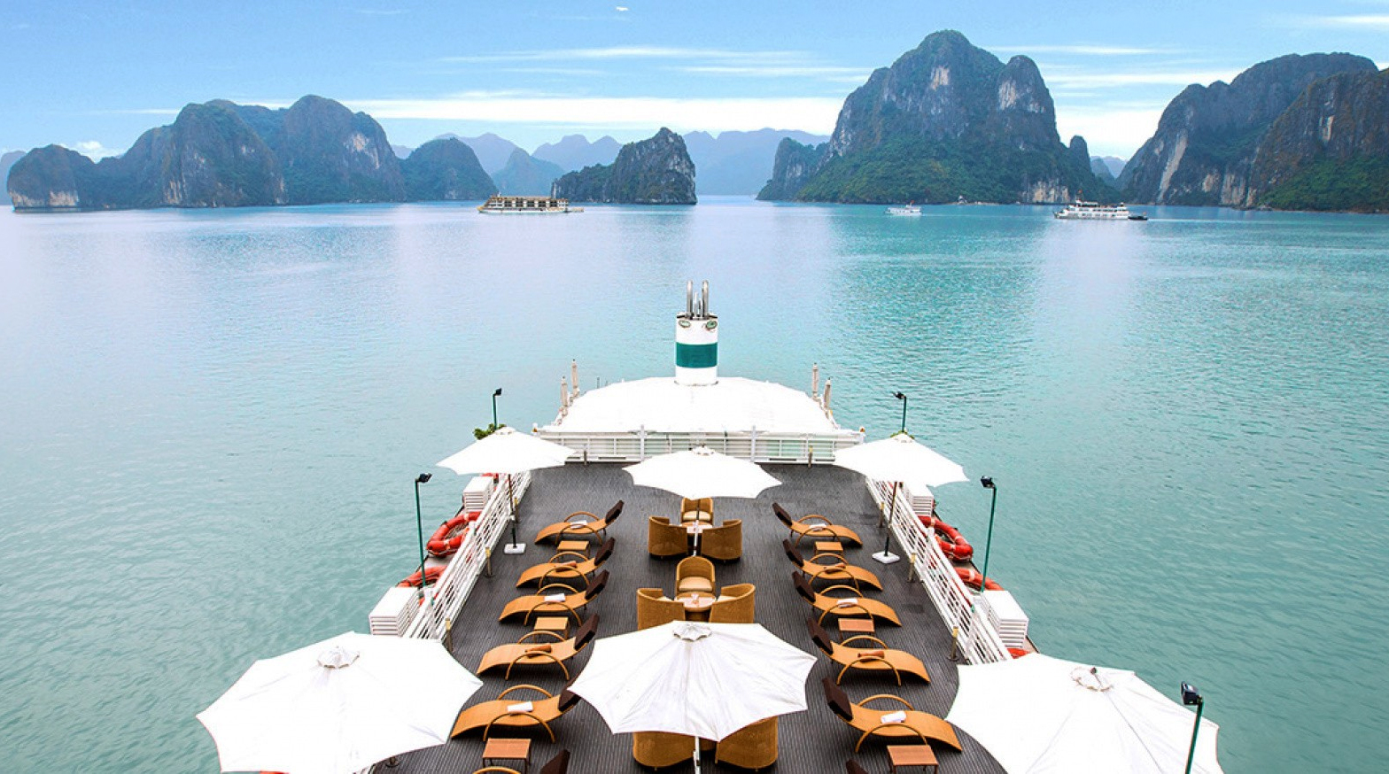 Take a 2-Day or 3-Day Halong Bay Cruise Tour