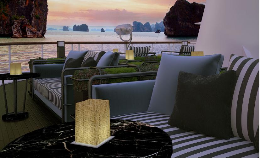 Paradise Grand Cruise Lan Ha Bay 2 Days 1 Night