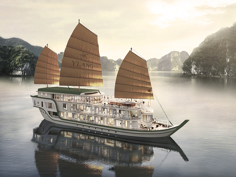 Ylang Cruise Lan Ha Bay