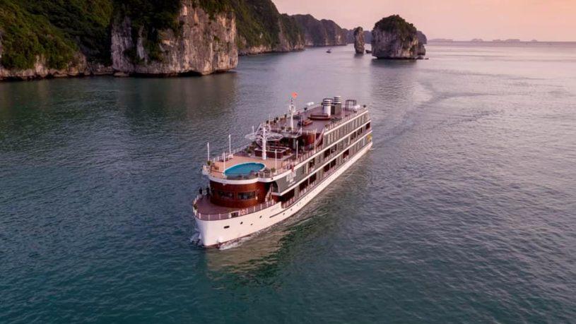 Heritage Cruise Lan Ha Bay 4 Days