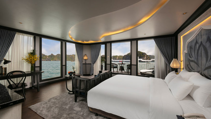 Most Luxury Lan Ha Bay Cruises 2020