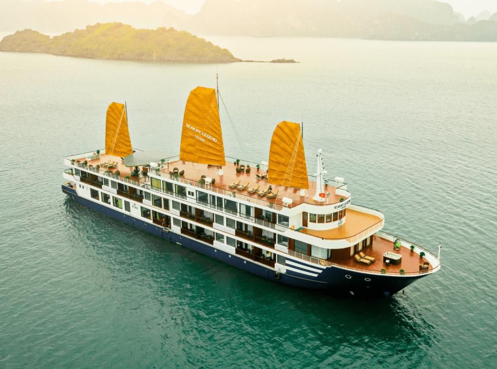 Sealife Legend Cruises Lan Ha Bay