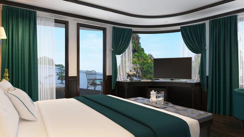 Aspira Cruises in Lan Ha Bay