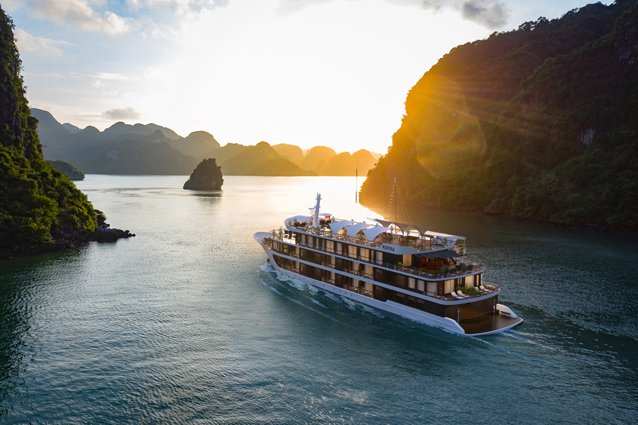 Aspira Cruises Lan Ha Bay