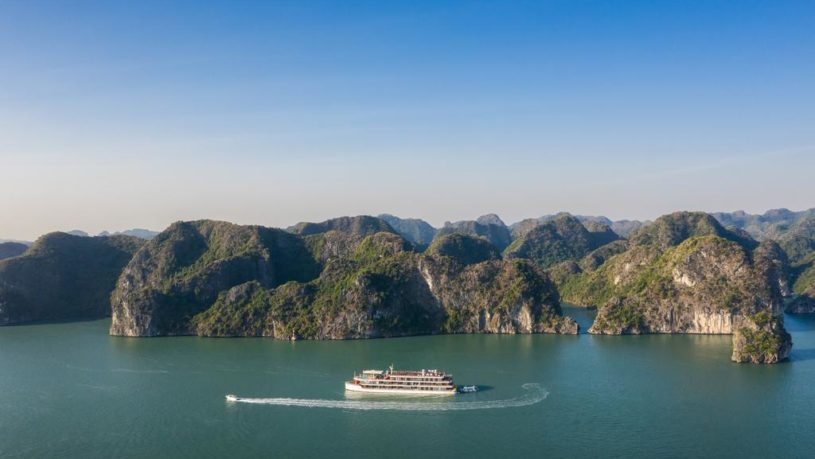 Luxury Heritage Cruise in Lan Ha Bay