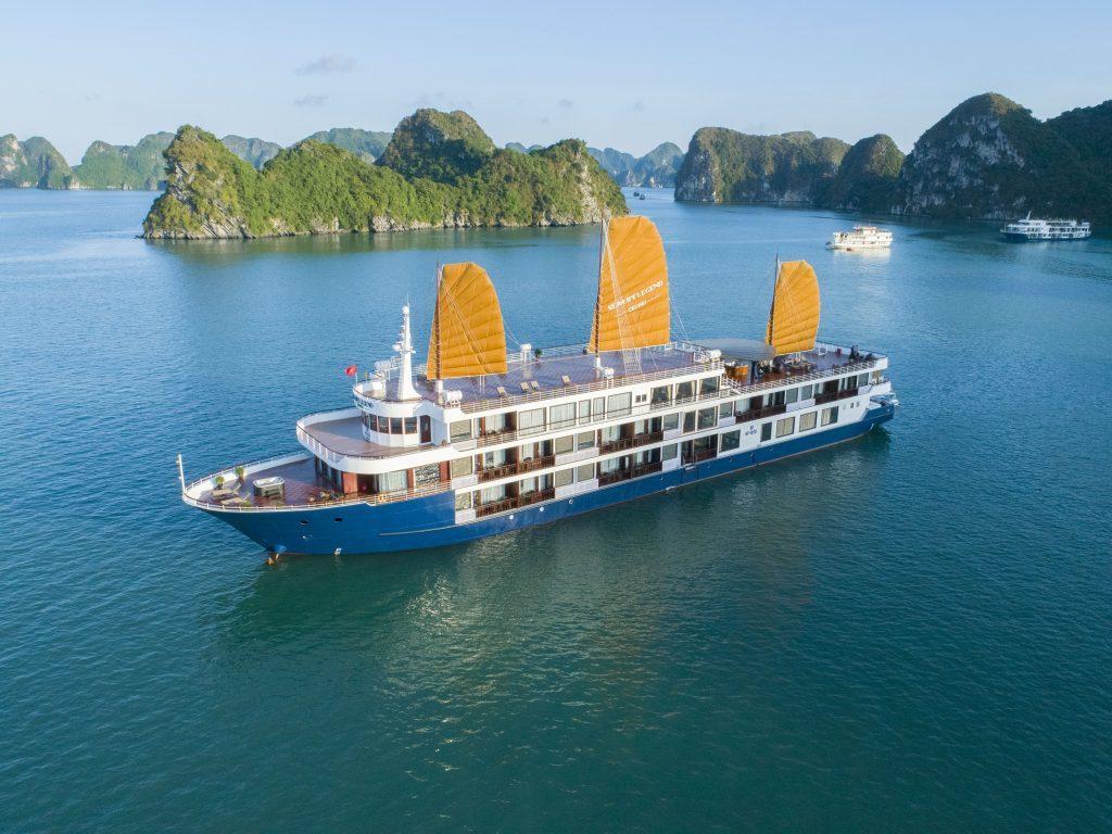 Sealife Legend Cruise Lan Ha Bay 3 Days 2 Nights